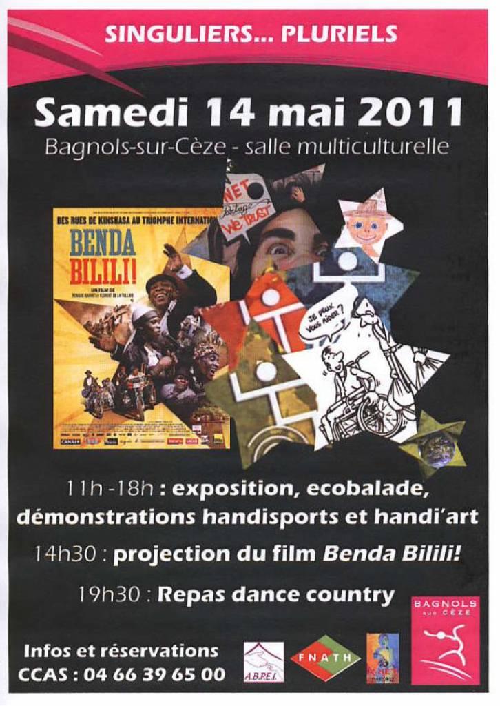 Journ E Du Handicap A Bagnols Sur Ceze Apf France